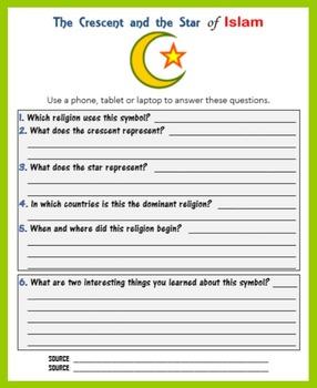 Religious Symbols:  Islam
