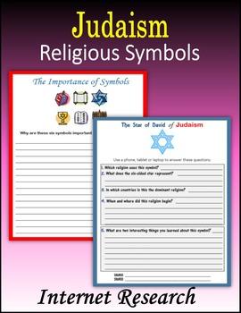 Religious Symbols:  Judaism