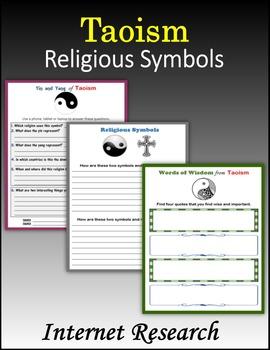 Religious Symbols:  Taoism