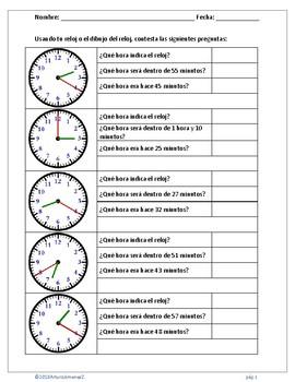 Reloj y Tiempo