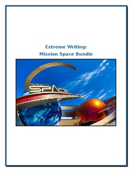 Reluctant Writing/Extreme Writing Prompts using photos and