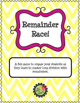 Remainder Race
