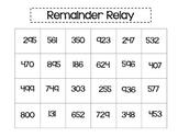 Remainder Relay