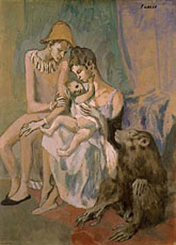 Remaining an Artist- Pablo Picasso