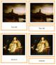 Rembrandt 3-Part Art Cards - Color Borders