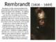 Rembrandt PPT, 5-12