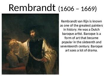 Rembrandt PPT, K-8