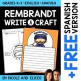 Writing Craft - Rembrandt Art History