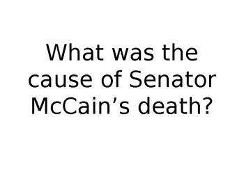 Remembering Senator John McCain