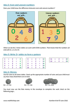 Remedial Mathematics: Multiplication: 1 to 12 times tables