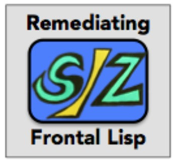 Remediating Frontal Lisp Starter Packet - First 4 weeks of