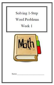 Remediation Weekly Lesson Plan & Practice:Word Problems-1