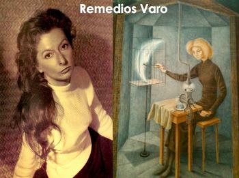 Remedios Varo in Spanish - El surrealismo - AP Spanish - Belleza y estética