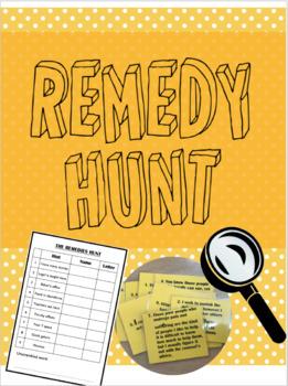 Remedy Hunt