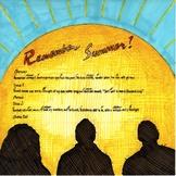 Remember Summer: 1st-2nd Grade Lesson Plan Bundle