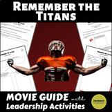 Remember the Titans Lesson Plan