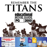 Remember the Titans Movie Guide | Questions | Worksheet |