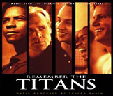 Remember the Titans - Scaffolded worksheets