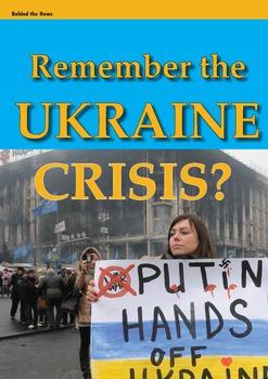 Remember the Ukraine Crisis?