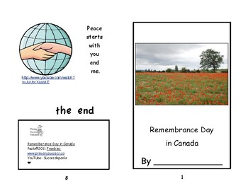 Rememberance Day in Canada