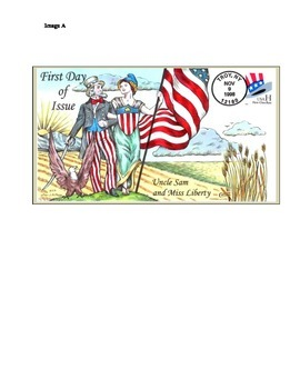 Remembering 9-11 Activity with a First Day Cover