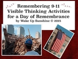 Remembering 9-11: Visible Thinking Activities  for a Day of Remembrance
