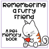 Pet Loss: A Grief Activity and Memory Book for pets