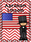 Abraham Lincoln Craftivity/Fact Folder (Presidents Day)