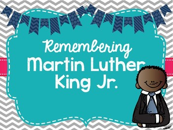 Remembering Martin Luther King Jr. PowerPoint