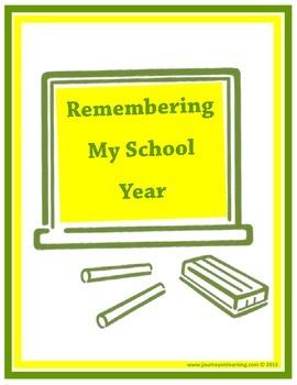 Remembering My School Year