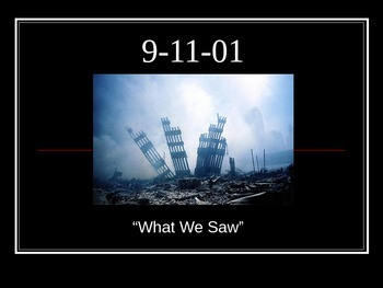 Remembering Sept. 11, 2001