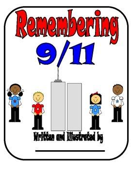 Remembering September 11, 2001 Class Book