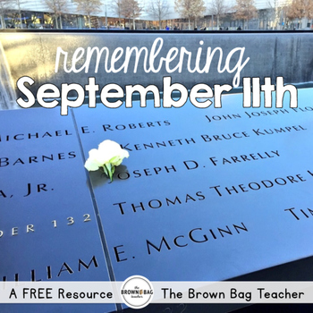 Remembering September 11th: A Lesson Plan for BIG Kids