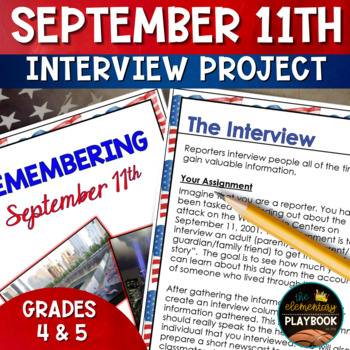 September 11th: An Interview Project