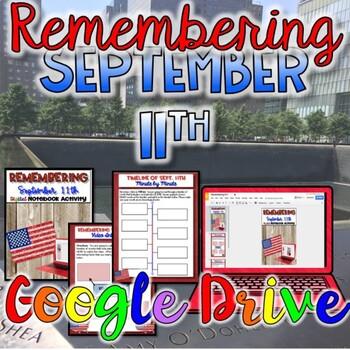 Remembering September 11th {Digital}