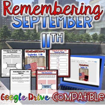 Remembering September 11th {Digital AND Paper}