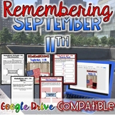 Remembering September 11th {Digital AND Paper} Distance Learning