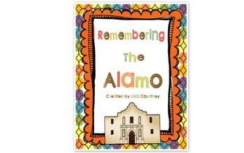 Alamo (Remembering the Alamo) - (Western Expansion) - Social Studies