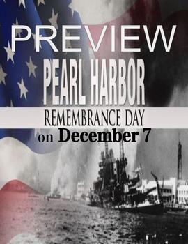 Remembering the Attack on Pearl Harbor