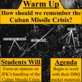 Remembering the Cuban Missile Crisis DBQ