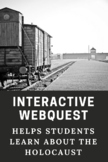 Remembering the Holocaust Webquest (Research Project)