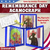 Remembrance Day Activities and Crafts: Canada Holiday Project