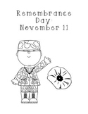 Remembrance Day Activity Package