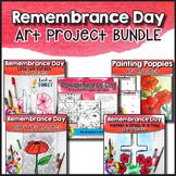 Remembrance Day Art Project BUNDLE