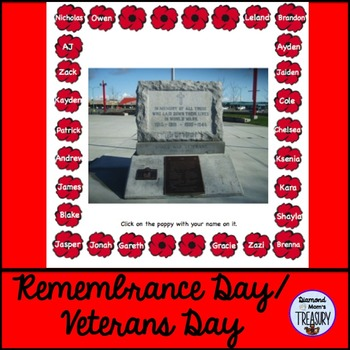 Remembrance Day Attendance