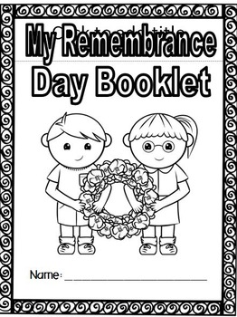 Remembrance Day Booklet - A Straight-Forward View Of Canada's War History