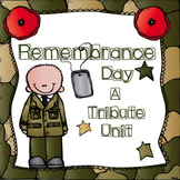 Remembrance Day (Canada) - A Tribute Unit for Nov. 11th (Literacy Math Art)