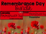Remembrance Day Canada BUNDLE