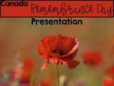 Remembrance Day Canada PowerPoint Presentation
