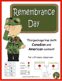 Remembrance Day (Canada) and Veterans Day (USA)